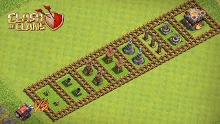 MAX WALL WRECKER VS. LEVEL 1 TROLL BASE!! WHO WILL WIN ?? | CLASH OF CLANS