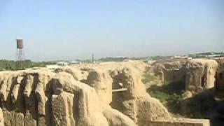 Kyrkyz Kala fortress, Termez, ExploGuide.com(, 2009-10-20T16:49:18.000Z)