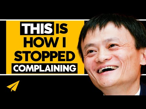 'Look at CHALLENGES as OPPORTUNITIES!' - Jack Ma - Top 10 Rules