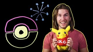 How Do POKEBALLS Really Work Because Science w Kyle Hill