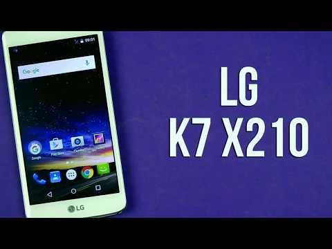 Lg X210ds замена стекла