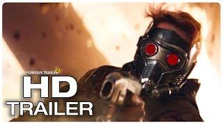 AVENGERS INFINITY WAR Star Lord vs Thanos Trailer (2018) Superhero Movie Trailer HD