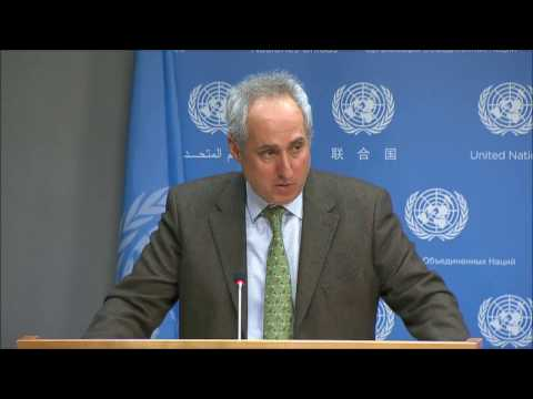 ICP Asks UN Why Urged Against March, DPA to Kenya, Ban Ki-moon Diary & Threat, Boko Haram