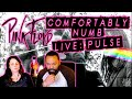 PINK FLOYD Comfortably Numb Pulse Reaction mp3