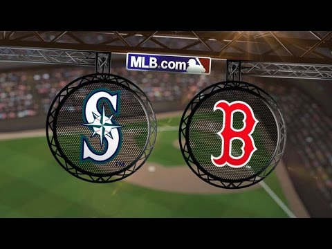 8/22/14: Mariners' 9th-inning Rally Stuns Red Sox