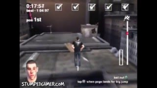 Jackass The Game - PS2 - 25 - Eps 4 - New York Pogo