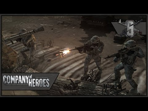 Navy SEALs vs China on Abandoned Airfield - Company of Heroes: Modern Combat Mod