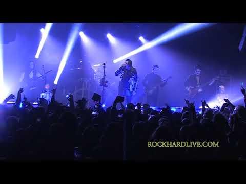 Motionless In White ~ Full Set ~ 2/20/18 on ROCK HARD LIVE