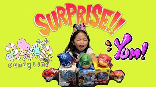 Surprise Toys   Paw Patrol ,  PJ Mask , Frozen , Toy Story and Mickey Mouse   Let's Have SAM Fun!