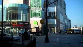 Skyview Center Mall/Apartments =-Walk by - Flushing, NYC