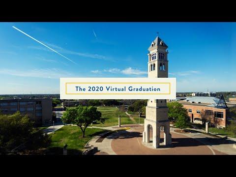 St. Mary's University 2020 Graduation Video
