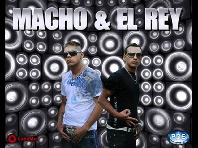 Traa - Macho Y El Rey ☼Abril 2012☼