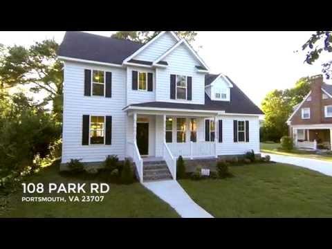 New Homes for Sale in Waterfront Communities Coastal Virginia|Hampton Roads|Glenshellah|Portsmouth