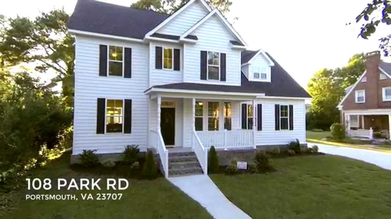 New homes for sale in waterfront communities coastal for Modern homes for sale in virginia