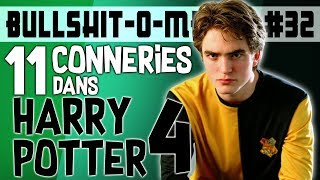 11 CONNERIES DANS HARRY POTTER 4 - BOM #32