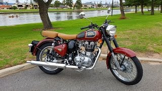 Royal Enfield Classic 350 in-depth review & Why I bought the Classic 350 instead of the Classic 500