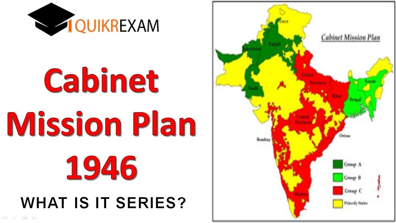 Cabneit Mission Plan 1946 Youtube