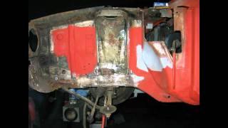 FORD ESCORT MK 1 1968 RESTORATION ( part 1)