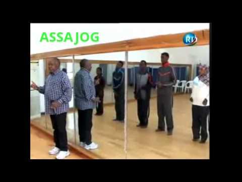 Djibouti: Les jeunes talents en répétition