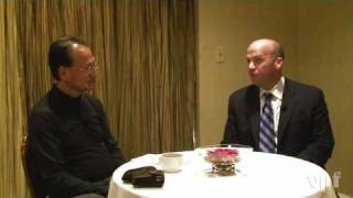 Andrew Shikiar (LiMo Foundation) Interview on Open Mobile Networks & Apps (720p HD)