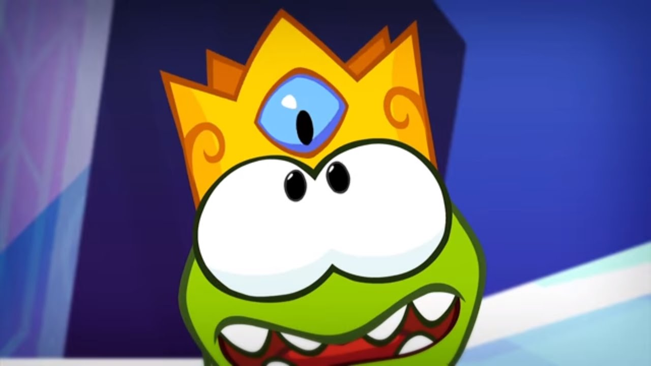 Om Nom Stories (Cut the Rope) - Ice Cave (Episode 33, Cut the Rope: Magic)