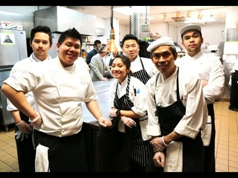Yono's Scholarship Foundation Gala Dinner with Indonesian Young Talented Chefs
