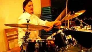 "Jim Donovan ""Drum The Ecstatic"""