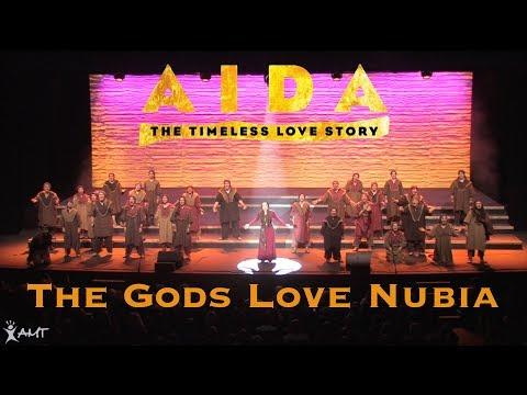 The Gods Love Nubia