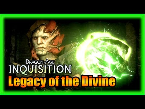 dragon age inquistion how to make lelina the divine