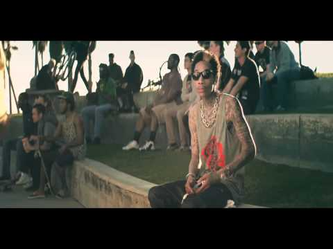 Wiz Khalifa  Roll Up   Music  HD