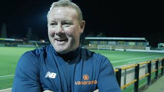 Southport 2-3 York City | Steve Watson post-match