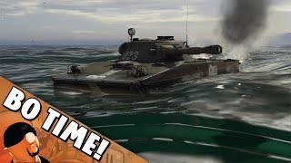 "War Thunder - PT-76B ""Redeploy & Never Come Back Here!"""