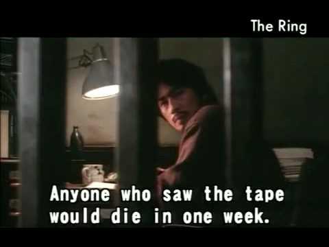 画像: Ring - Japanese Trailer youtu.be
