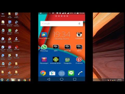 Tips Install 3 Bbm 1 Android