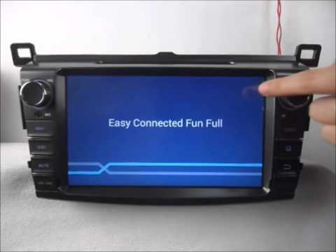 toyota rav4 android car dvd player gps navigation wifi 3g internet toyota rav4 car audio system android dvd gps navigation wifi