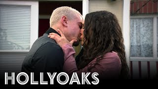 Hollyoaks: The CleoJ Love-Story So Far...