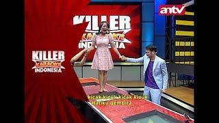 Apapun hewannya, jalanin aja shay! Sevi gak takut! - Killer Karaoke Indonesia
