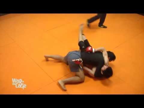 War in the Cage 4 [Fight 35]: Featherweight (-145lb) Ekasit VS Masato Kono