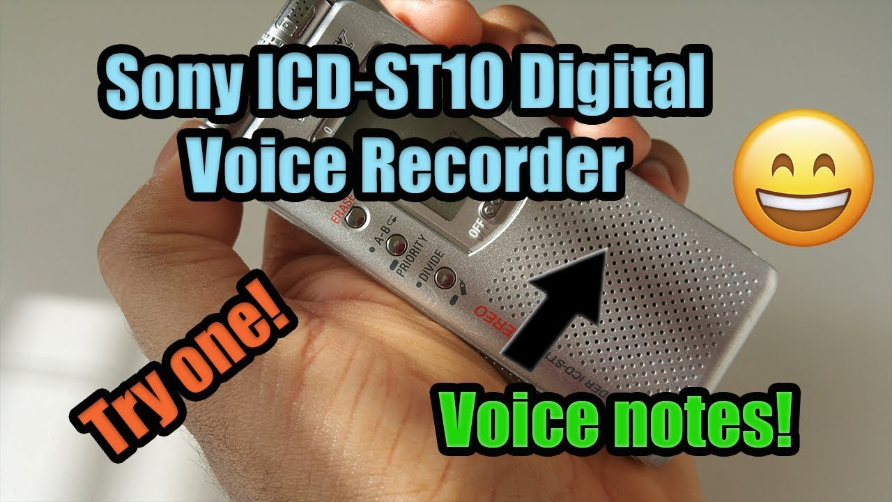 IC RECORDER ICD-ST10 WINDOWS 8 DRIVER DOWNLOAD