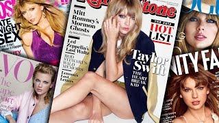 8 Mejores Portadas de Taylor Swift