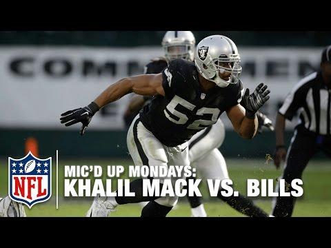Khalil Mack Mic