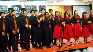 Big Star Youth Choir. TIS School Christmas 2016