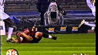 Serie A 2003/2004: Juventus vs AC Milan 1-3 - 2004.03.14 -