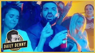 Drake Stages Epic Degrassi Reunion But Not Everyone Was Invited! | #DailyDenny