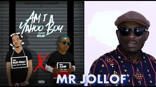 Mr Jollof Blasts Naira Marley and EFCC at the same time So hilarious