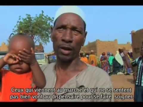 La gratuité des soins au Niger.