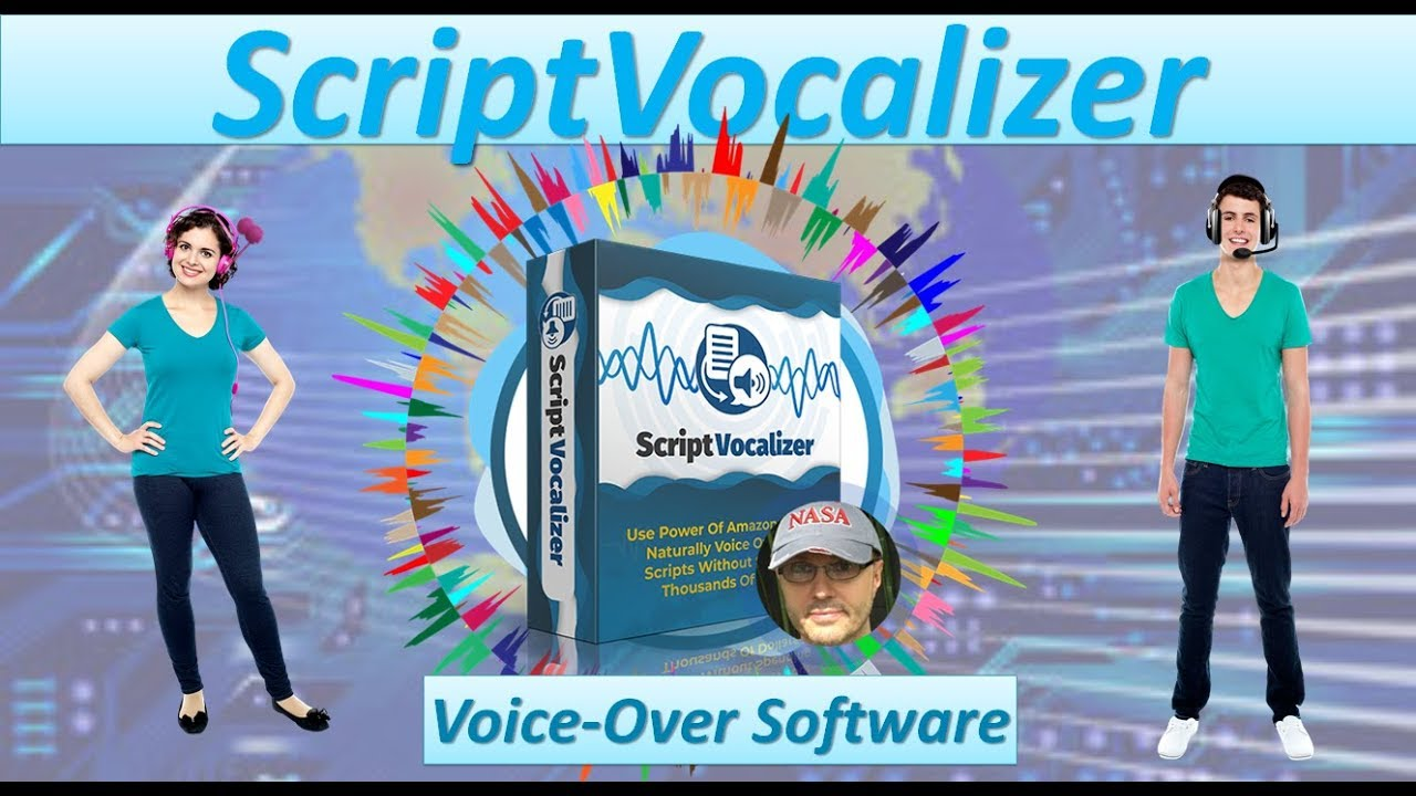 ScriptVocalizer Review - Voice-Over Software *** - YouTube