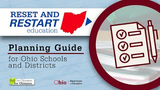 Reset and Restart Education: Planning Guide for Ohio Schools and Districts