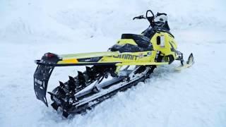Тест-драйв SUMMIT  174 и SUMMIT  154. Квадроциклы и снегоходы. Выпуск 32