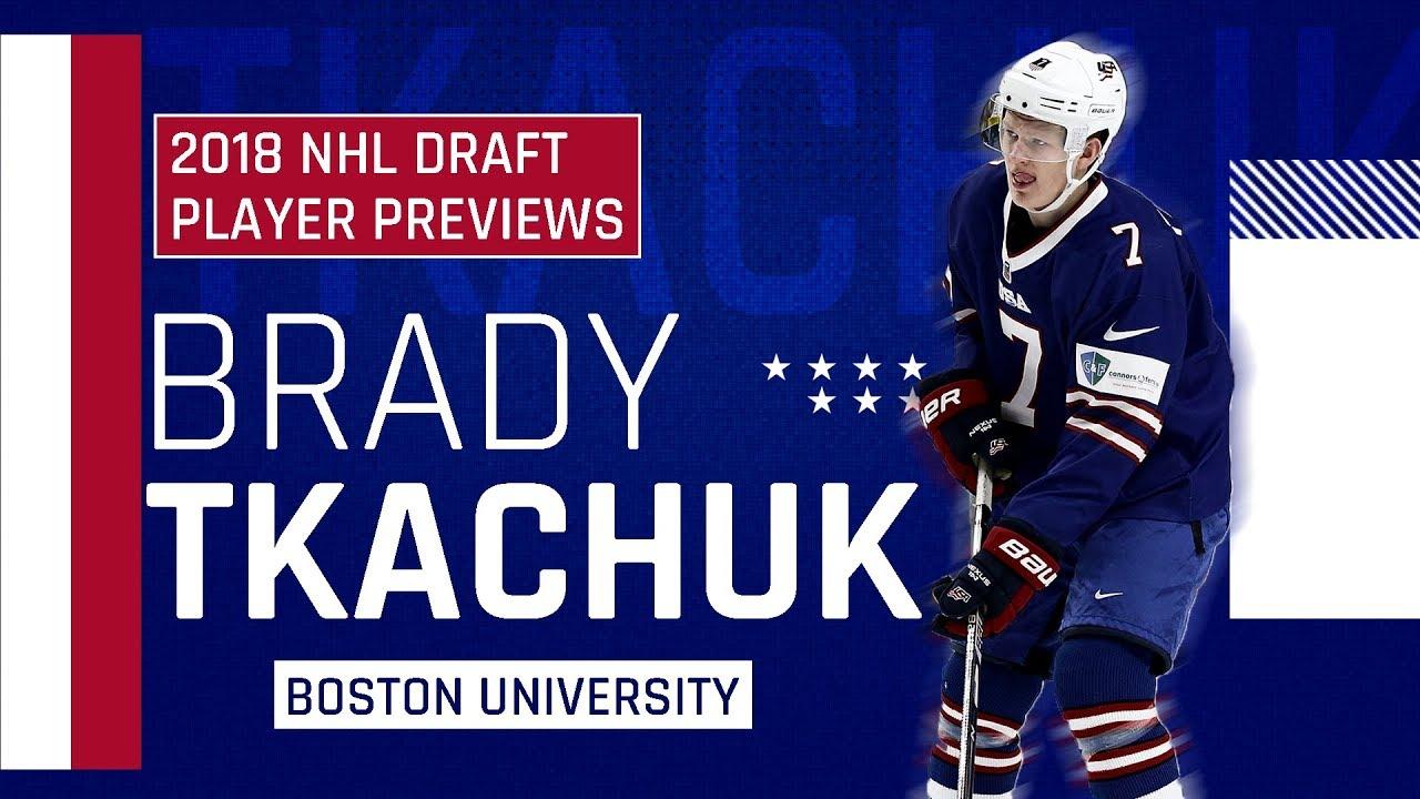 2018 EOTP Draft Profile - Brady Tkachuk - YouTube 7df824b33